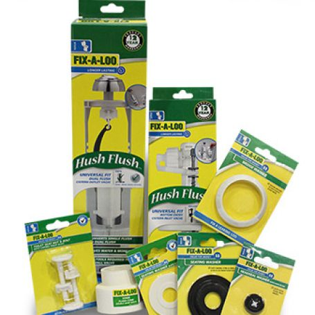 Fix-a-tap and Fix-a-loo products