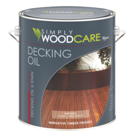 Decking stains and oils