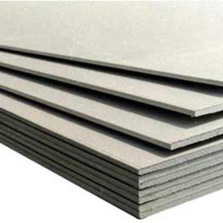 Cement sheeting