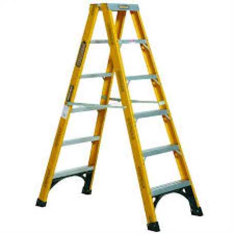 Fibreglass ladders