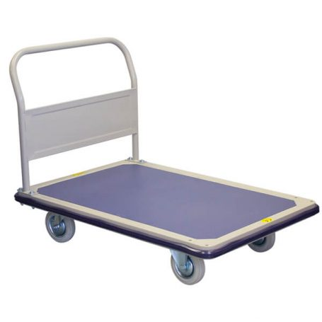 Flat bed trolleys