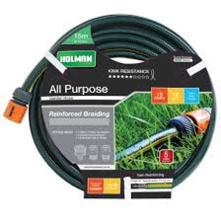 Garden hoses and fittings