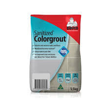 Grout and adhesives