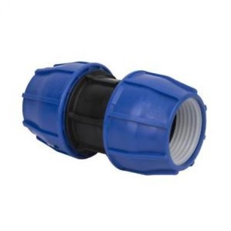 Blue line metric pipe and fittings