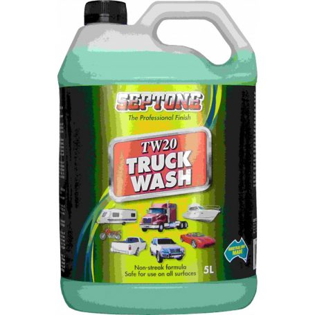 Car and truck wash and sponges